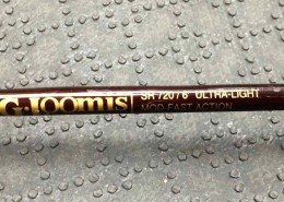 G. Loomis GL2 6 foot Ultra Lite Spinning Rod BB