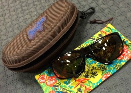 Maui Jim Polarized Sunglasses Peahi HCL Bronze AA