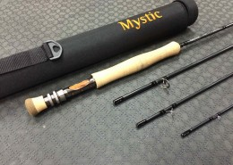 Mystic 9' 3 wt 4Piece Fly Rod