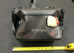 Simms Dry Creek Hip Pack Waterproof Fishing Pack BB
