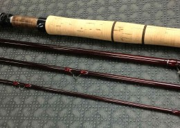 Custom Built Anglers Roost 12' 2/3 wt Spey Rod - 150-225Gr - $100 - LIKE NEW !!