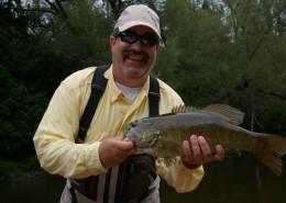 ob Wagner Smallmouth Bass Saugeen River A