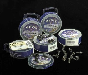 Orvis Posigrip Tungsten-Carbide Tipped Screw-In Studs: