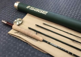 Sage ESN2100 4 European Style Nymphing Rod BB