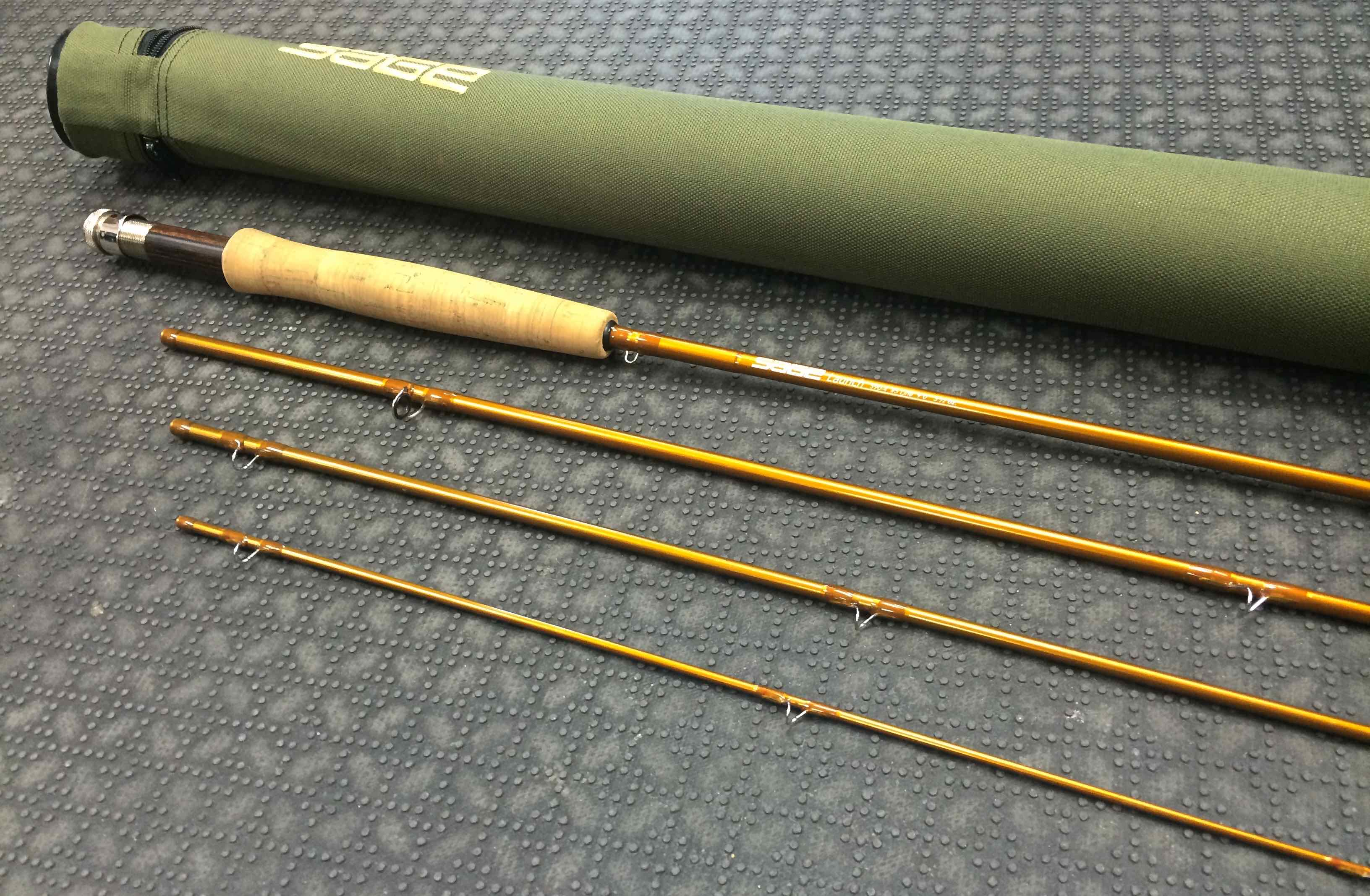 Sold Sage Launch 9 5wt Fly Rod 590 4 200 Like