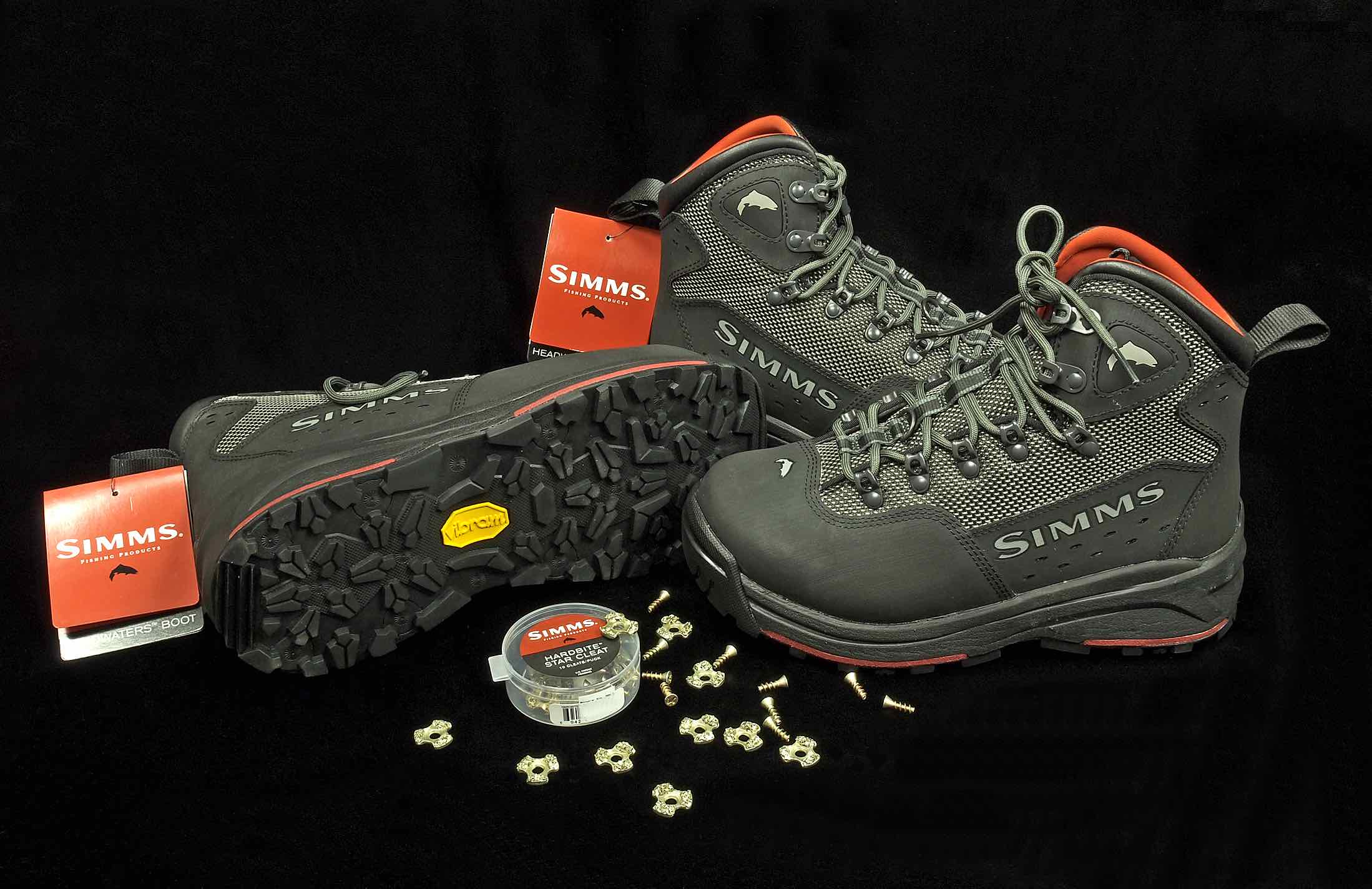 Simms Wading Boot Stud Amp Starbite Systems