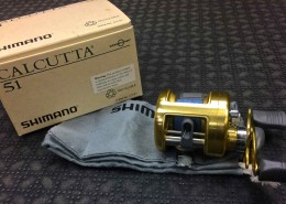 Shimano Calcutta 51 with Braid BBB