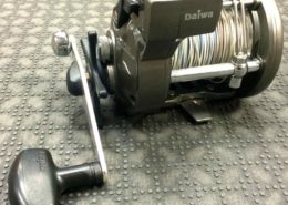 Daiwa Accudepth Plus 57LC Line Counter Downrigging Reel with 8 colour Lead Core - Great Shape! - $60