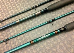 Dispey Trolling Rods - Daiwa Heartland HLD DR862M & Daiwa Accudepth AD DR862M - NEW! - $50 for the Pair