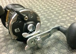 Okuma Convector CV30DLX Line Counter Downrigging Reel - Like New !! - $80