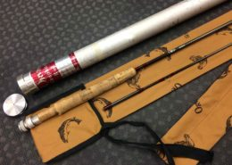 "Orvis 9' - 3wt ""Western"" - 2 pc Fly Rod - $75"