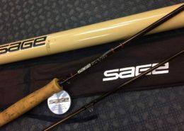 Sage - GFL990 - RPLX - 9' 9wt Fly Rod - $125