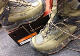 Simms G3 Guide Boot - Size 13 - Vibram Soles - Great Shape!