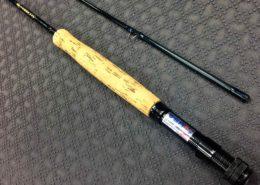 """St. Croix - Pro Graphite - 7' 6"""" 4/5wt 2 pc Fly Rod - $30"""