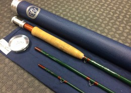"Thomas & Thomas FR 76-4 - 7' 6"" - 3pc Fiberglass Fly Rod - Brand New! - $325"