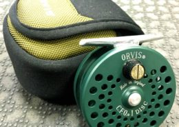 Orvis CFO III Disc Fly Reel - Made in England - Introduced in 1994 - Mint Condition! - $195 - (2 of 2)