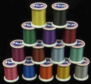 Fuji Ultra Polyester Fishing Rod Wrapping Thread