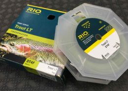 RIO Trout LT Fly Line - DT4F - Sage - Brand New! - $25