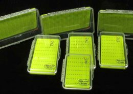 Springbrook-TFO-Silicone-Slit-Foam-Clear-Fly-Box-Assortment