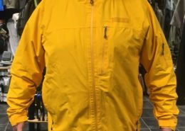 Patagonia Men's Primo Gore-Tex Jacket c/w Embedded RECCO - Yellow - XL - Like New! - $100