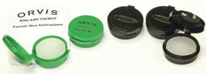 Fishing Rod Ferrule Wax