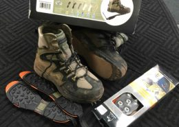 Korkers - Streamborn Wading Boots with 3 different Soles - $75
