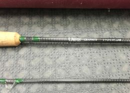 Orvis Graphite Fly Rod - 8' 6wt - 2pc - $50