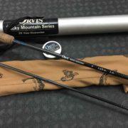 Orvis - Rocky Mountain Series 9' 6wt - Western Series Fly Rod - 3 5/8oz - $125