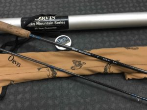 Orvis - Rocky Mountain Series 9' 6wt - Western Series Fly Rod - 3 5/8oz - $125