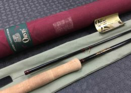 Orvis Trident Fly Rod - 909-2 - 9' 9wt 2pc - 5 1/4oz - $100
