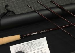 Sage LL 590-4 Graphite III Fly Rod - 3 1/4oz - 9' 5wt 4pc - BRAND NEW - NEVER USED! - $400
