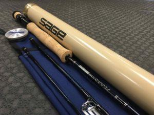Sage RPLXi Fly Rod - 890-3 - 9' 8wt 3pc - Great Shape! - $200
