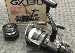 Shimano - GX 130 Spinning Reel c/w Spare Spool - $25