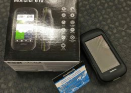 Garmin Montana 610 - Hand Held GPS - Loaded with Canada Topo - $400