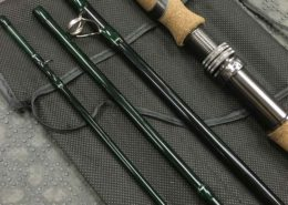 "Gary Anderson - Anderson Custom Rod 1296-4 - 12' 6"" 6wt 4 pc - Spey Rod - New - NEVER FISHED! - $800"