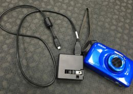 Nikon Coolpix S33 Waterproof Camera - Like New! - $50