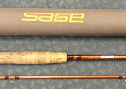 Sage Fly Rod - FLi 490-2 - 9' 4wt - $100