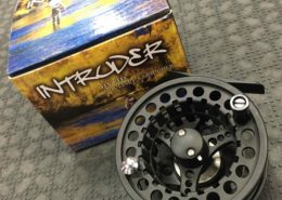 White River Intruder - 5/6 Fly Reel - Like New! - $20