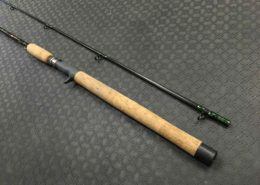 St. Croix Wild River - WC86MH2 - Baitcast Rod - Great Shape!