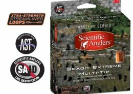 Sci Anglers Spey Skagit Extreme Head Multi-Tip