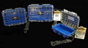 Flambeau Waterproof Watertight Zerust Boxes HD Tuff Box AA