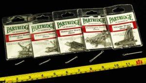 Partridge of Redditch - Waddington Shanks & Intruder Shanks