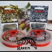 Raven Product Assortment Super soft Shot Camo Brown AA
