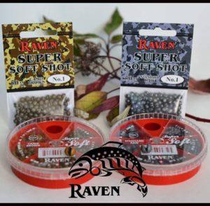 Raven Product Assortment Super soft Shot Camo Brown AA