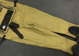 Dan Bailey Breathable Wader - Size Small c/w Web Wading Belt - Like New! - $100