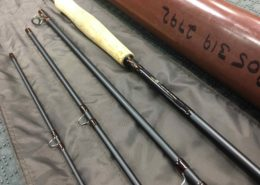 Fenwick HMX 9' 6wt 4piece Fly Rod - $100