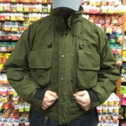 Hodgman Waterproof Windproof Breathable Jacket - Size XL - LIKE NEW! - $75