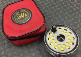 "J.W. Young Pridex Fly Reel 4"" - $75"