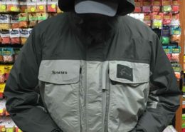 Simms Freestone Waterproof, Windproof, Breathable Jacket - XL - LIKE NEW! - $125