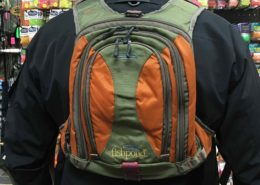 Fishpond Chest & Backpack - LIKE NEW! - $80